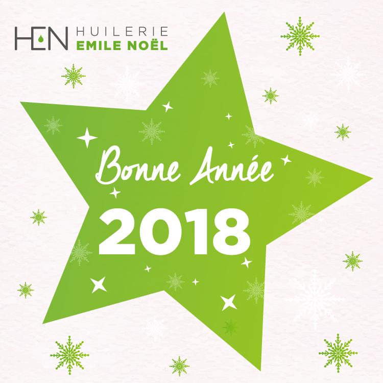Actualité Carte de voeux HEN 2018