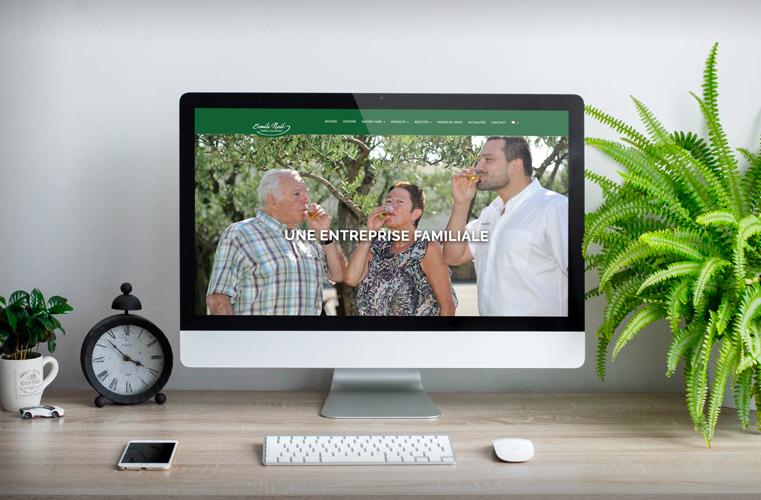 nouveau site Emile Noël