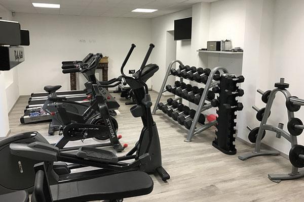 Salle de Sport Groupe Emile
