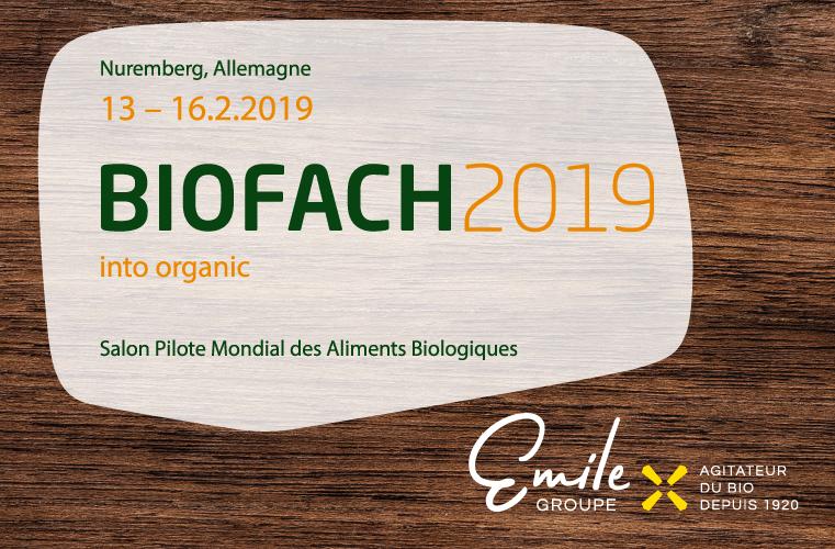 Actu Biofach 2019