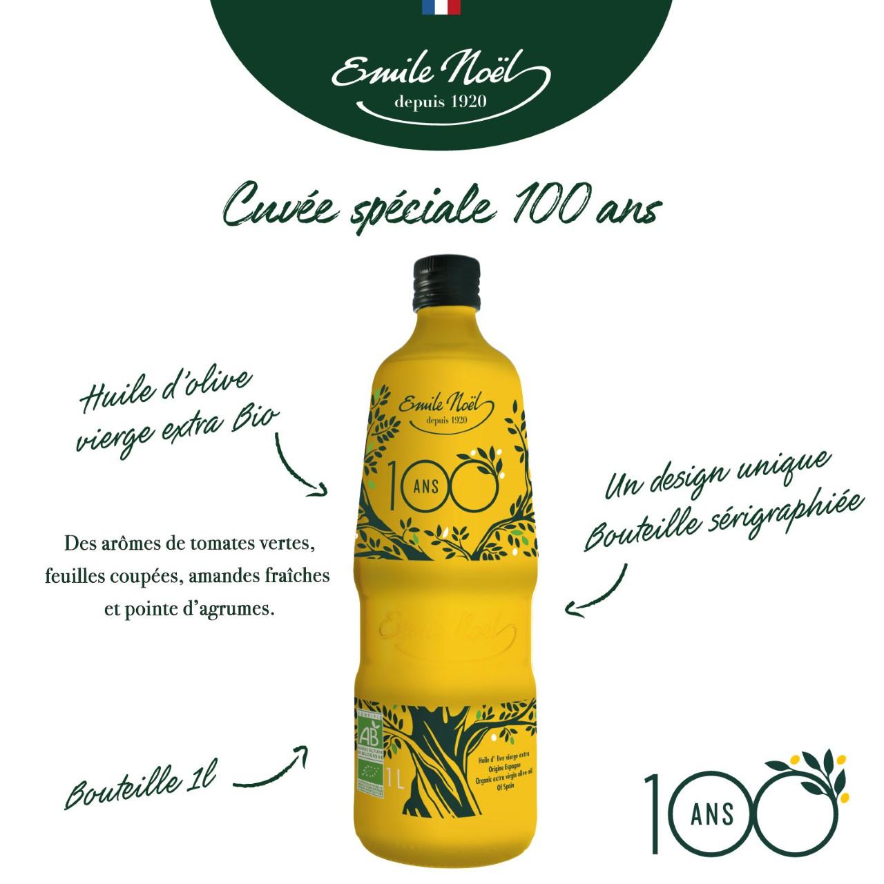 actualité bouteille 100 ans Emile Noel Groupe Emile